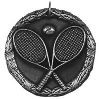 Laurel50 Tennis Medal</br>AM099S